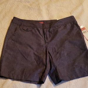 NWT IZOD ladies shorts